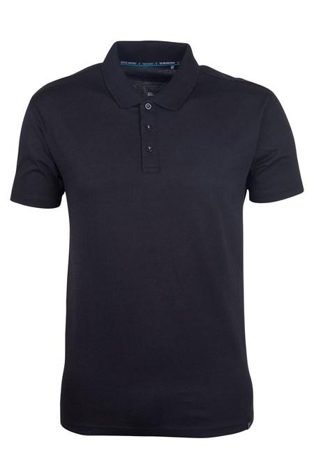 quest mens technical polo shirt mountain warehouse gb