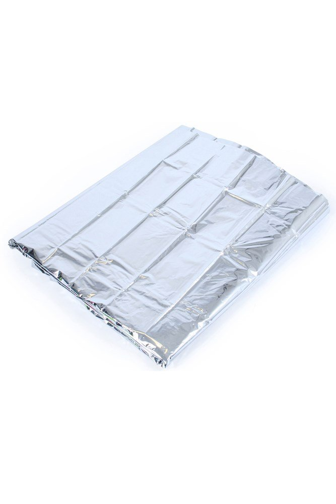 Emergency Foil Blanket - Silver