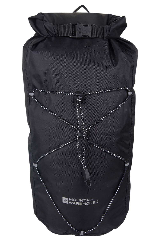 Storm Waterproof Backpack - Black
