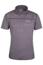 Hiker Mens Short Sleeve Top