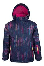 Siberia Kids Printed Snow Jacket