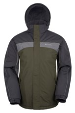 Schiller Mens Padded Jacket