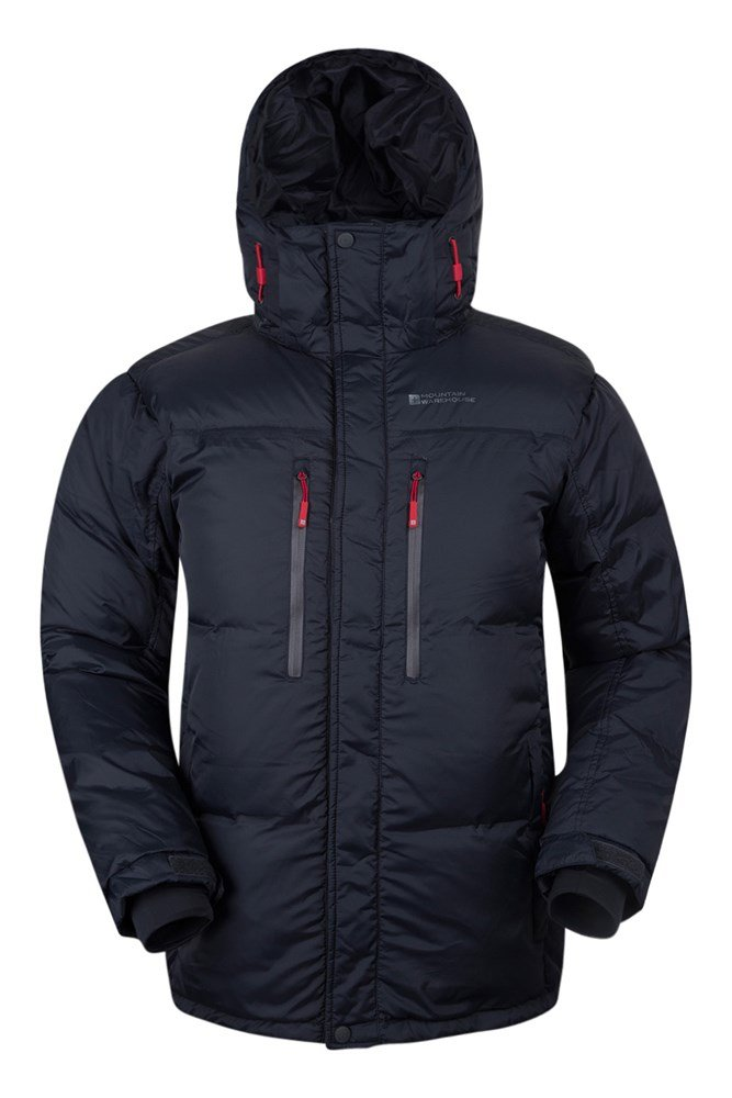 Mens Down Jackets | Mens Down Coats | Mountain Warehouse CA