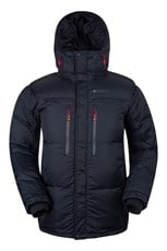 Crevasse Mens Down Padded Jacket