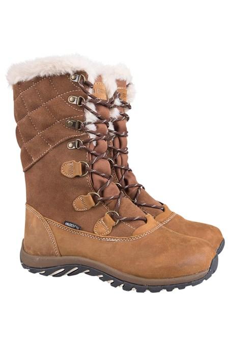 Vostock Womens Snow Boots Mountain Warehouse Ca