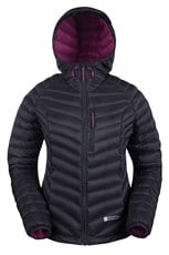 Haraz Womens Hydrophobic Down Jacket