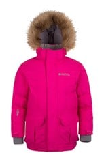 Antarctic Kids Down Padded Jacket