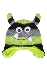 Monster Stripe Kids Hat