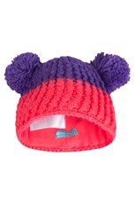 Pom Pom Kids Knitted Beanie