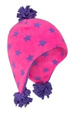 Star Fleece Junior Hat