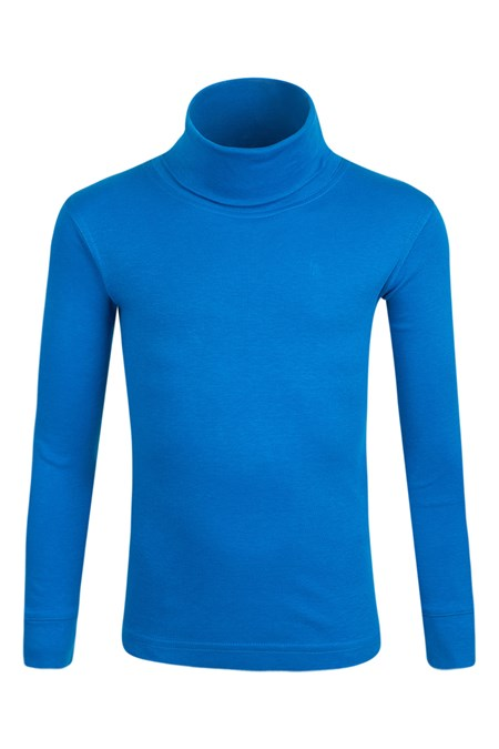 023250 MERIBEL KIDS COTTON ROLL NECK