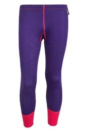 Merino Kids Thermal Pants