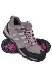 Slate Womens Waterproof Isogrip Shoes