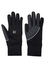 Lunar Reflective Womens Running Gloves