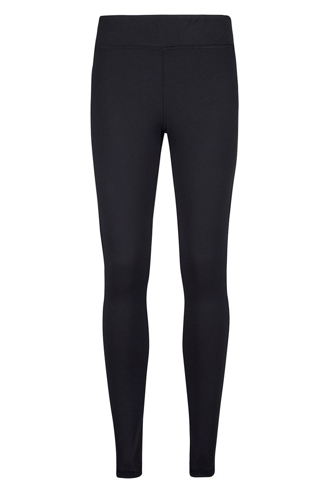 Karma Womens Leggings - Black
