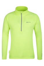 Strike HI-VIZ Mens Fleece Bike Top