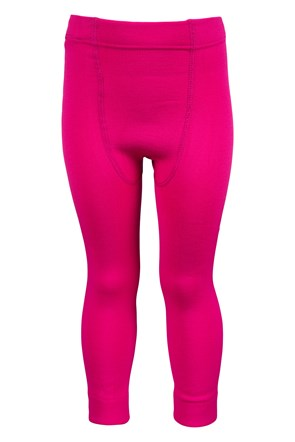 Fleece Lined Kids Leggings