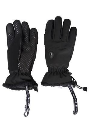 Escalade Womens Waterproof Softshell Ski Gloves