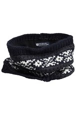 Chunky Knitted Neck Gaiter