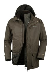 Gable Mens 4 in 1 Jacket