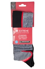 Diamond Technical Mens Ski Socks