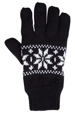 Scandi Womens Pattern Glove