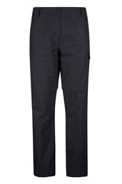 Trek Womens Convertible Trousers - Short Length