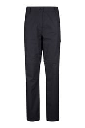 Trek Womens Long Convertible Trousers