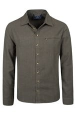 Track Mens Flannel Long Sleeve Shirt