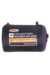 Micro Towelling Travel Towel - Large - 130 x 70cm