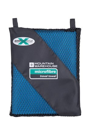 Microfibre Travel Towel - Medium - 120 x 60cm