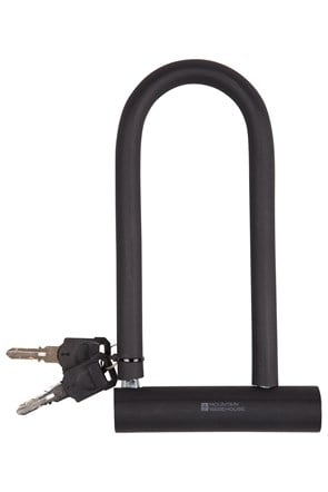 Bicycle D-Lock