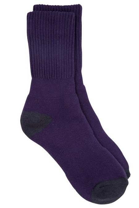023531 DOUBLE LAYER WOMENS WALKING SOCK