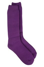Womens Thermal Long Socks