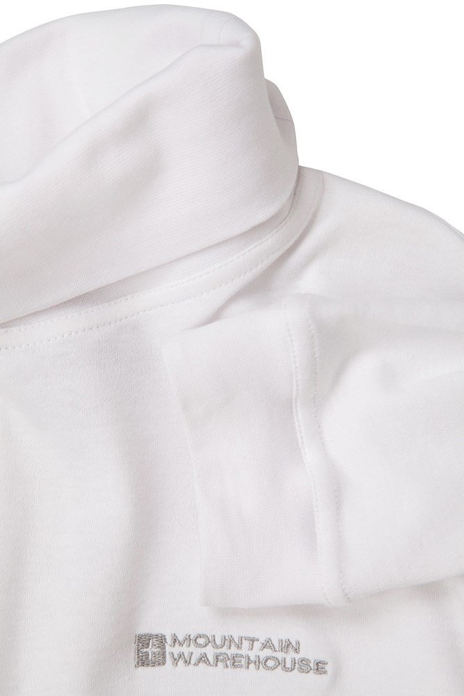 4eeac3a61782d8 Meribel Womens Cotton Roll Neck Top   Mountain Warehouse GB