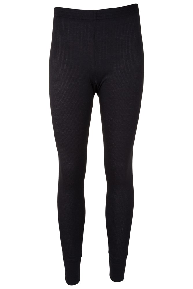 Talus Women Base Layer Pants – Black