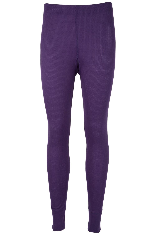 Talus Women Base Layer Pants - Purple