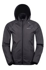 Blaze Mens Water Resistant Illumination Jacket