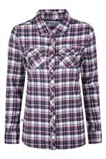 Hibernation Long Sleeve Flanelette Womens Shirt