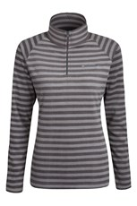 Snowdon Stripe Womens Fleece