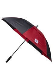 Vertical Stripe Golf Umbrella