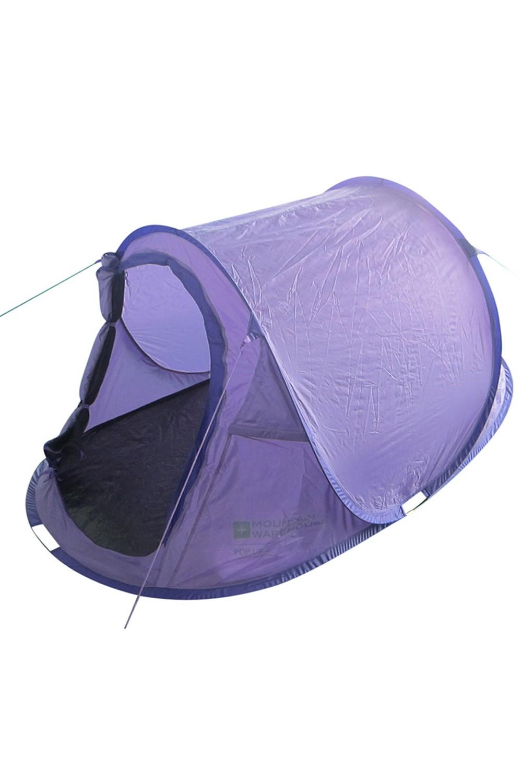 Pop Up Single Skin 2 Man Tent