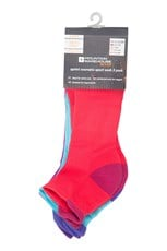 Sprint Womens Sports Socks - 3Pk