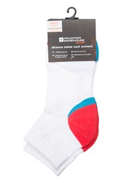 Distance Womens Trainer Socks