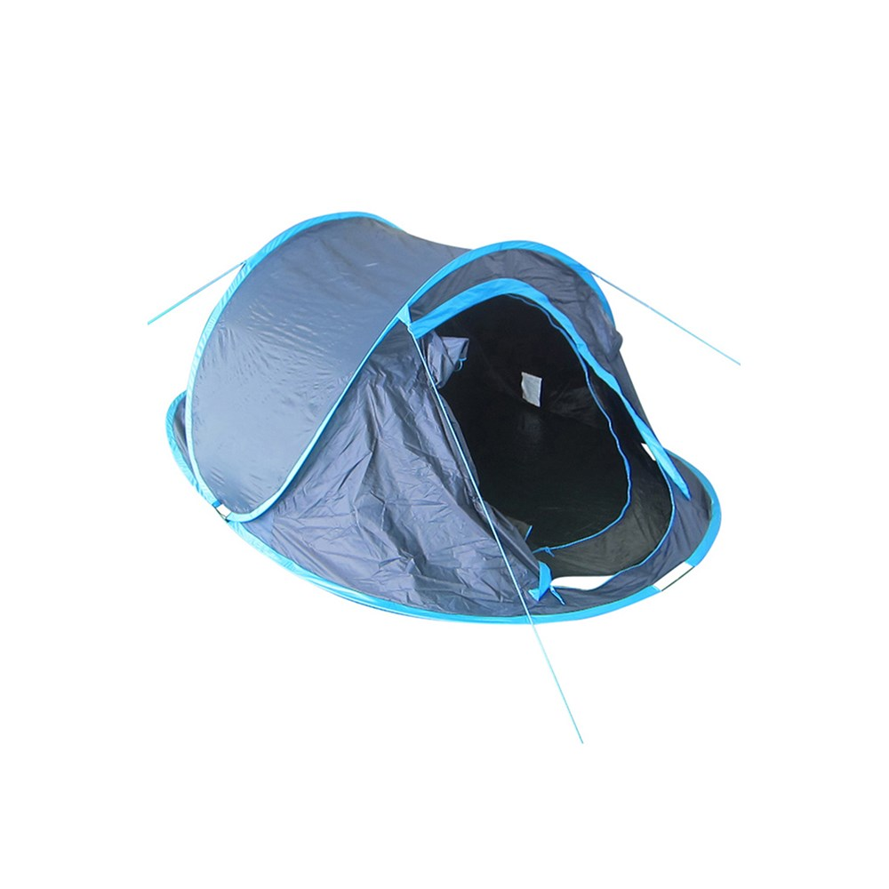 Mountain-Warehouse-3-Person-Pop-Up-Double-Skin-Tent-3-Man-Festival-Camping thumbnail 6