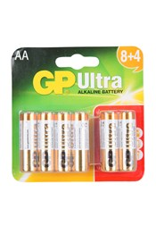 AA Batteries - 12 Pack