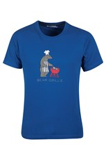 Bear Grills Mens T-Shirt