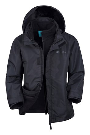 Fell Water-resistant Kids 3 in 1 Jacket