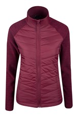 Marble Womens Padded Jacket