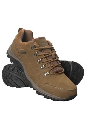 Concrete Mens Waterproof Shoes